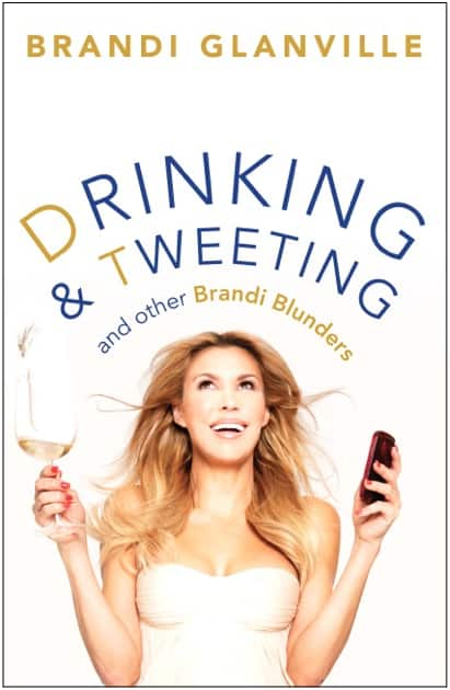 Brandi Glanville Book Cover