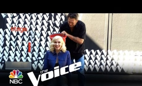 Gwen Stefani Accepts Ice Bucket Challenge