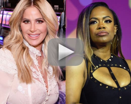 Kandi burruss to kim zolciak take back your bullcrap lies