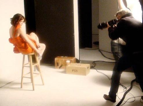 Behind the Scenes with Rachel