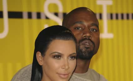 "Kim Kardashan: ""Feels Like She's Been Dumped"" By Kanye West, Source Claims"