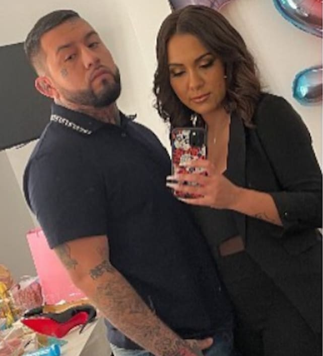 Briana DeJesus and Javi Gonzalez