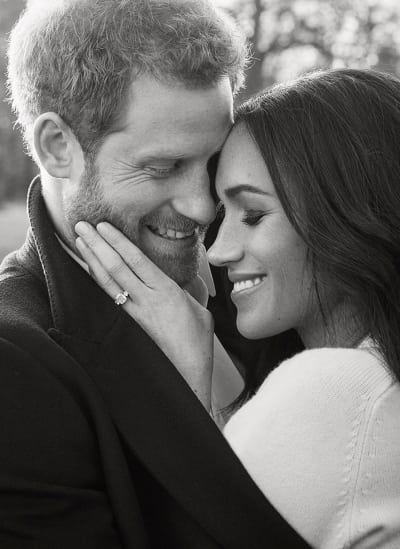 Prince Harry and Meghan Markle 4 Eva!