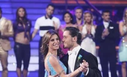 Elisabetta Canalis on Dancing With the Stars Elimination: Maybe It's Not My Thing ...