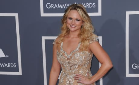 Miranda Lambert at Grammys