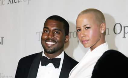 """Amber Rose Demands $10 Million To Keep Kanye West's """"Secrets"""""""