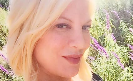 Tori Spelling Sued by American Express AGAIN!