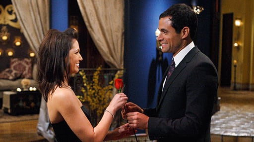Jason Mesnick And Melissa Rycroft After The Final Rose
