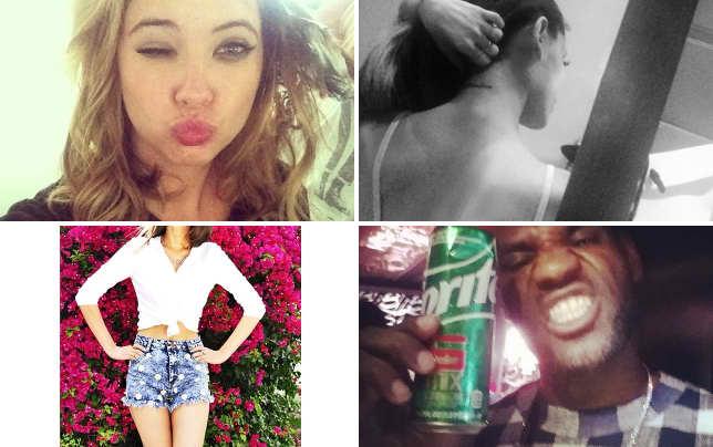 Ashley benson instagram photo