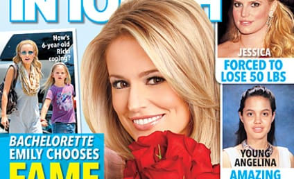Emily Maynard: Choosing Fame Over Daughter Ricki?
