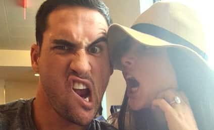Andi Dorfman and Josh Murray: No Rush to Get Married! Totally in Love!