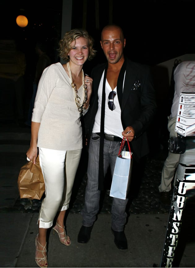 Joey Lawrence Amp Chandie Yawn Nelson Expecting The