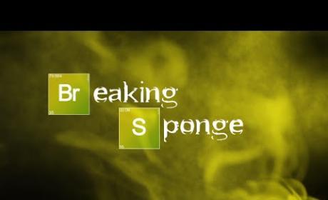 Breaking Bad-SpongeBob Mash-Up