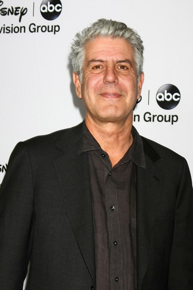 Anthony Bourdain Image