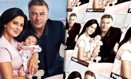 Alec Baldwin Baby Pics: First Look!