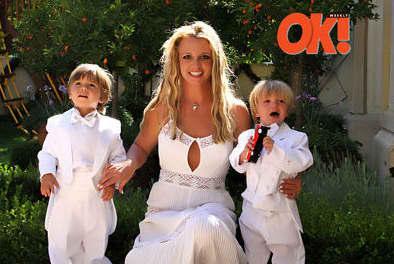 Sean Preston, Jayden James, Britney Spears