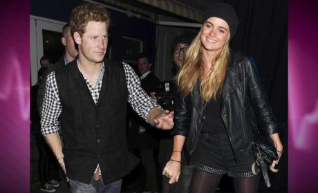 Cressida Bonas, Prince Harry to Get Engaged?