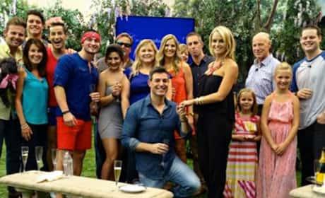 Jeff Schroeder, Jordan Lloyd Engaged