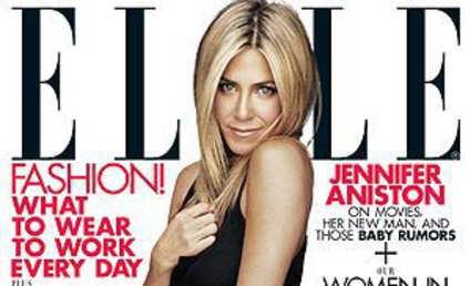 Jennifer Aniston on Pregnancy Rumors: FALSE!