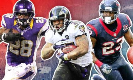 Fantasy Football Draft 2013: Let's Run Em Back!