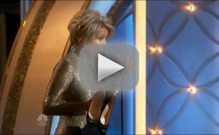 Emma Thompson: Drunk at 2014 Golden Globes?