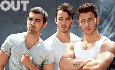Are you said The Jonas Brothers have split?