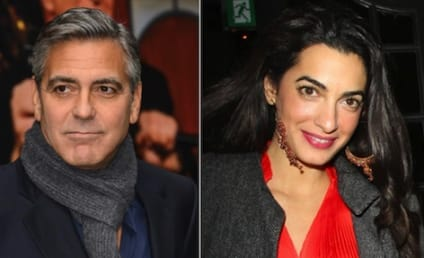 Amal Alamuddin and George Clooney: Behind the Proposal