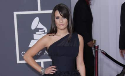 Celebrity Hair Affair: Lea Michele