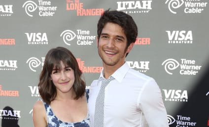 Tyler Posey: Engaged to Seana Gorlick!