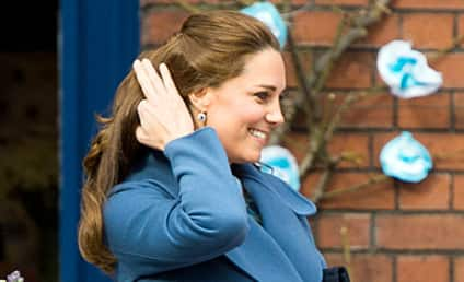 Kate Middleton Pregnancy Fashion: See Her Best Baby Bump Looks Now!