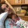 Whitney Port and Newborn Baby!