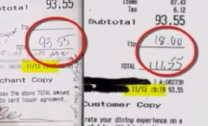 Family Denies Leaving Homophobic Message, Alleges Hoax by New Jersey Waitress