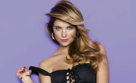 Ashley Benson Cosmopolitan Pic