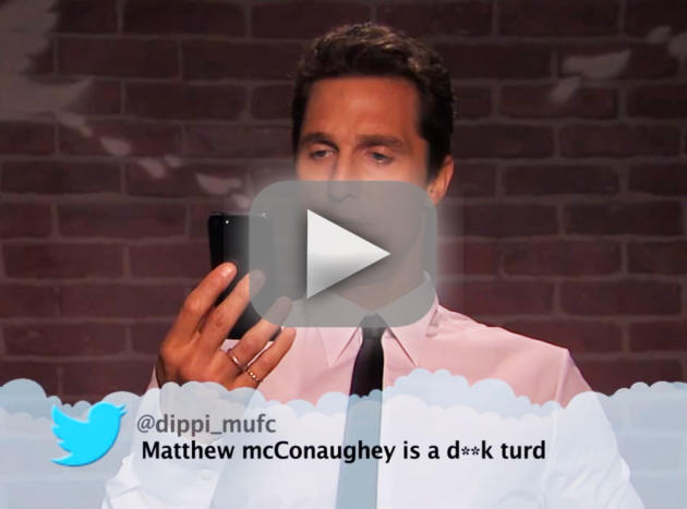 Celebrities Read Mean Tweets About Themselves: Part 7