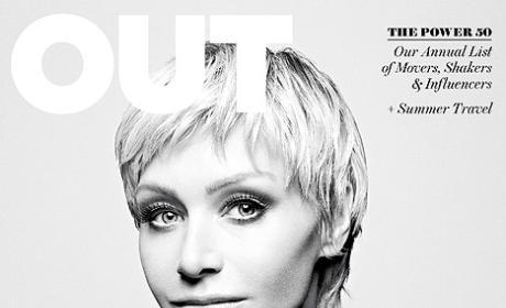 Portia de Rossi Out Cover