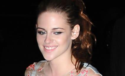 Kristen Stewart Compares Real Dancing to Fake Sex