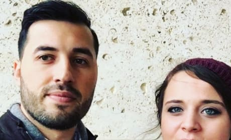 """Jeremy Vuolo and Jinger Duggar in the """"Cold"""""""
