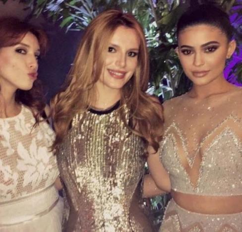 Kylie Jenner, Bella Thorne Photo