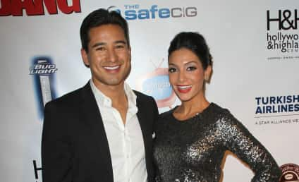 Mario Lopez, Courtney Mazza Welcome Baby Girl!