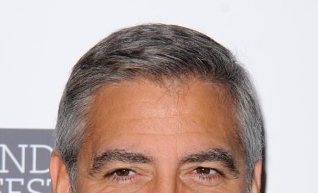 A Clooney Close Up