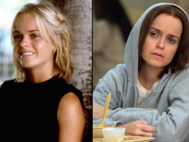 Orange is the New Black Cast: Before They Were Stars ...  Orange is the N...