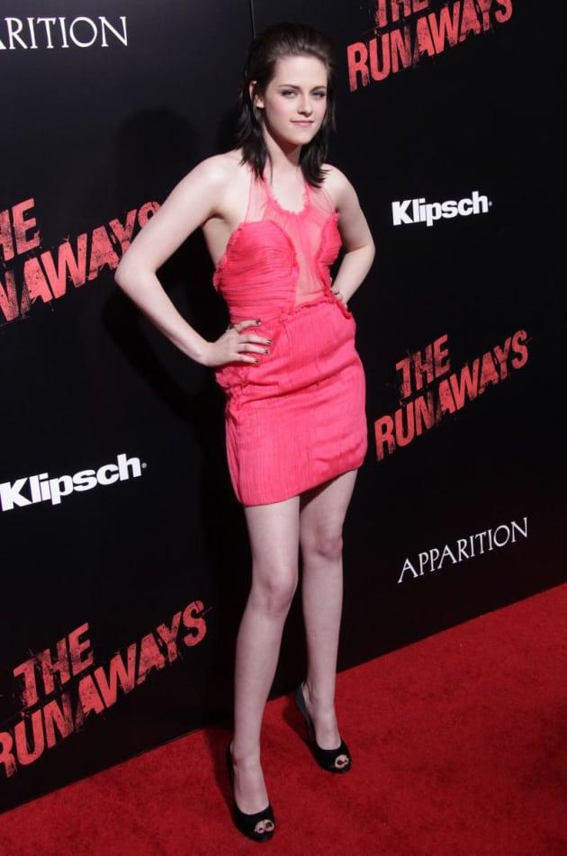 The Runaways Premiere Photo