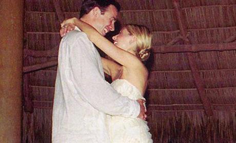 Sarah Michelle Gellar and Freddie Prinze Jr. Wedding Photo
