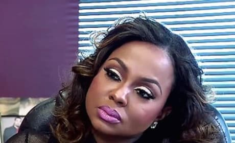 Phaedra Parks, Not Impressed