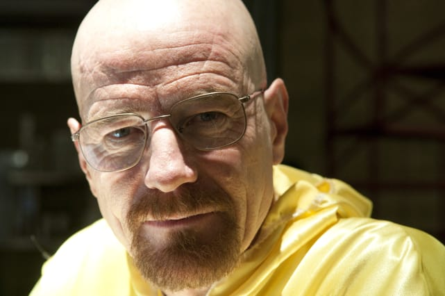 Best Actor in a Drama: Will Win - Bryan Cranston