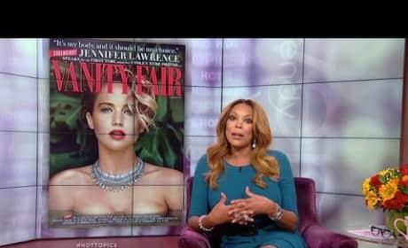 Wendy Williams on Jennifer Lawrence Nude Photos