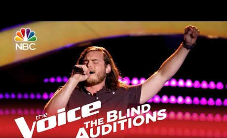 Blaine Mitchell - Drops of Jupiter (The Voice)
