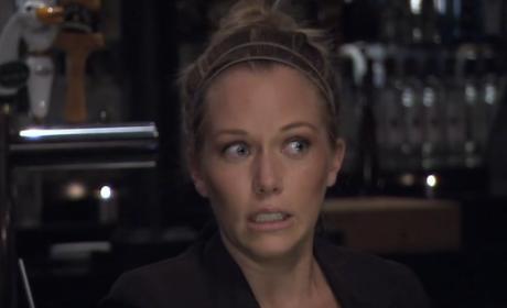 Kendra Wilkinson Reacts