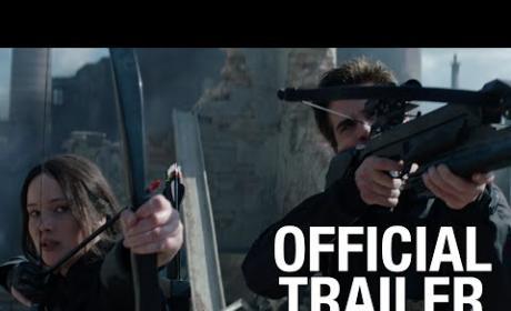 The Hunger Games: Mockingjay - Part 1 Trailer