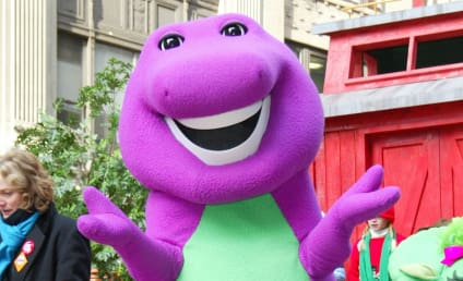 Barney the Dinosaur Now Running Tantric Sex Business (Seriously)